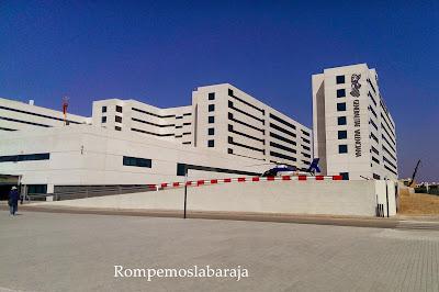 Llombart quiere cambiar el contrato a los hospitales - Hospital nueva fe valencia ...