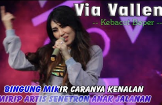 Via Vallen Kebacut Baper Mp3