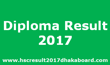 Diploma Result 2017