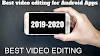 Top 5 | Best Free Android Video Editor Apps | Best video editor application for mobile