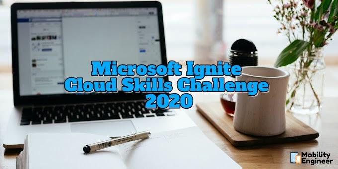 Microsoft Ignite Cloud Skills Challenge