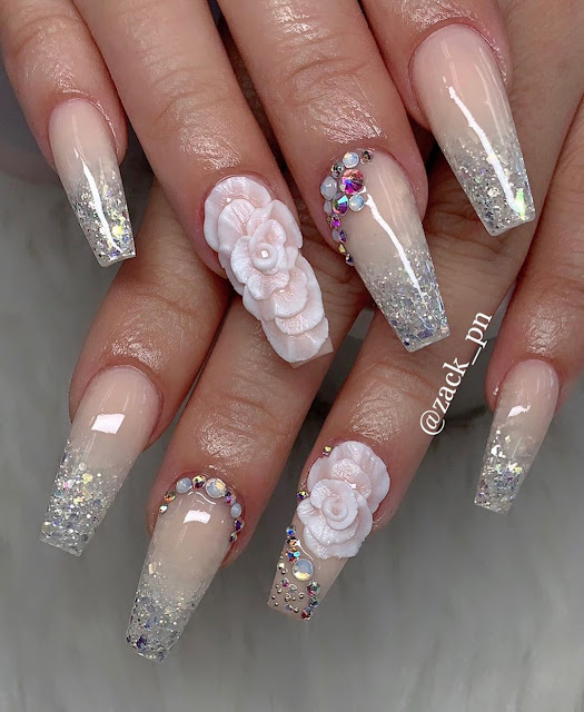 2020 Latest and Gorgeous Colorful Nail Designs