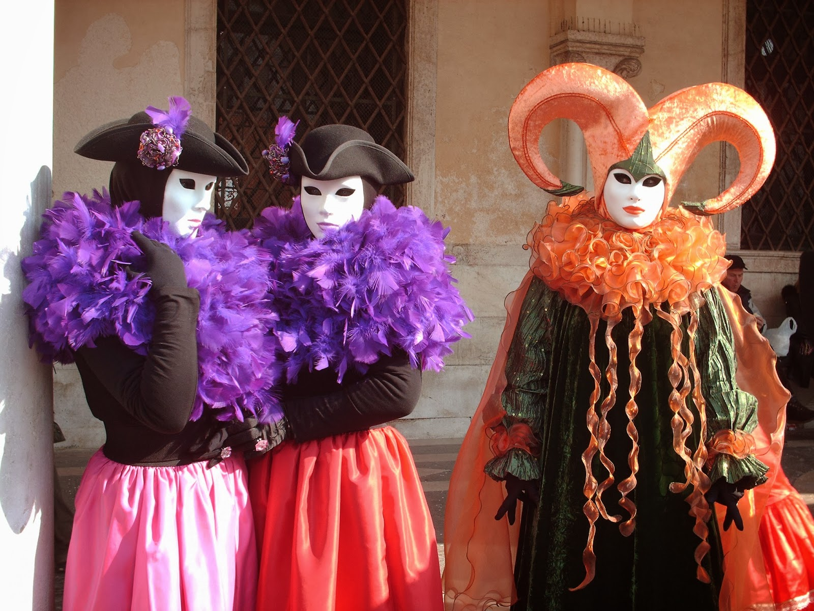 La magia del Carnevale di Venezia