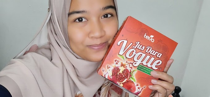 Patutlah Ramai Artis Malaysia Amal Jus Dara Vogue, Jamu Moden Banyak Manfaat Rupanya!