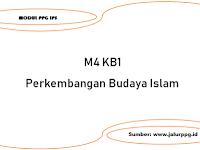 Perkembangan Budaya Islam M4 KB1