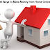 Top 5 Best Ways to Make Money from Home Online / Offline
