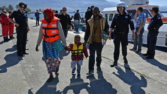 Στο Λυγουριό Αργολίδας φιλοξενούνται 55 μετανάστες