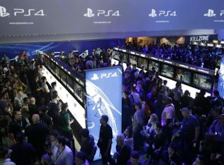 over 1 million preorders for PlayStation 4
