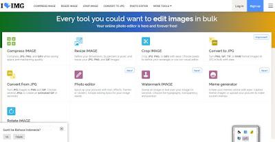 cara mengubah ukuran foto menjadi 3x4 dan 4x6 online