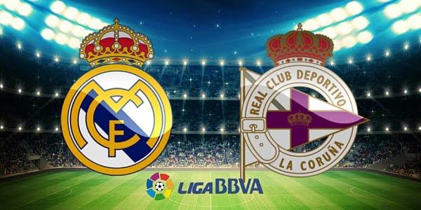 Ver Real Madrid vs Deportivo La Coruña En Vivo Por Internet Hoy 14 de Mayo 2016 HD