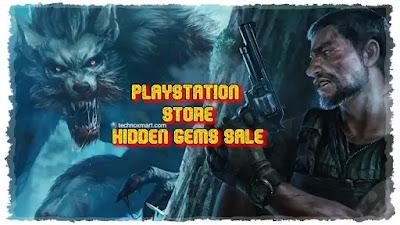 playstation store hidden gems sale