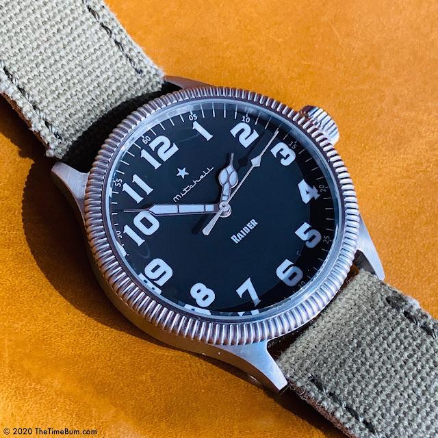 Mitchell Timepieces Raider