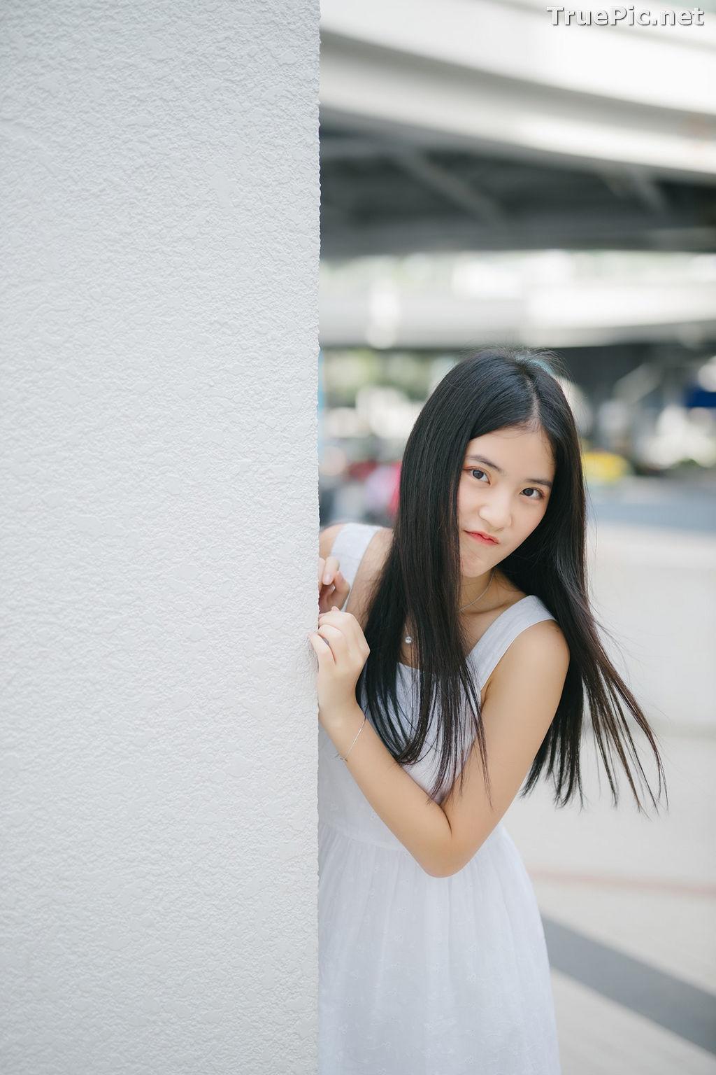 Image Thailand Model - Venita Loywattanakul - A Beautiful White - TruePic.net - Picture-1