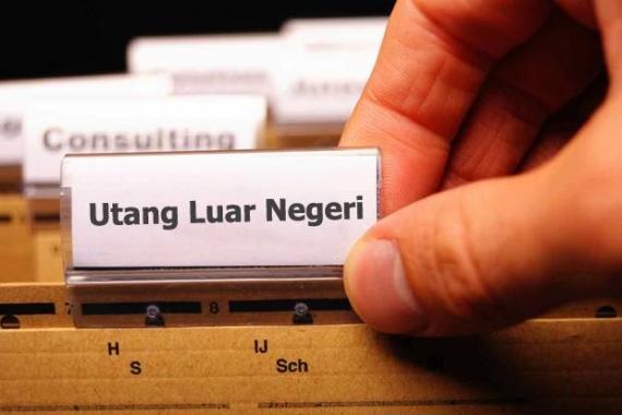 Perkembangan Pertumbuhan Utang Luar Negeri Indonesia Sekarang