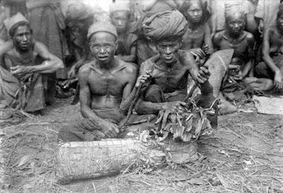 Sibiangsa, Ritual Mengerikan Suku Batak