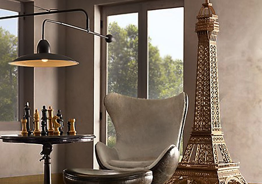 Building Collector Eiffel Tower Architectural Model