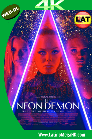El Demonio Neon (2016) Latino Ultra HD 4K 2160P ()