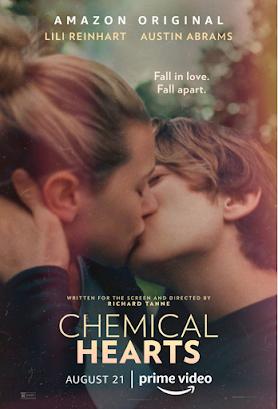 Starring: Lili Reinhart, Austin Abrams, Sarah Jones, Teenage, coming of age, tragic, loss, heartbreak, love, writing, movie, entertainment