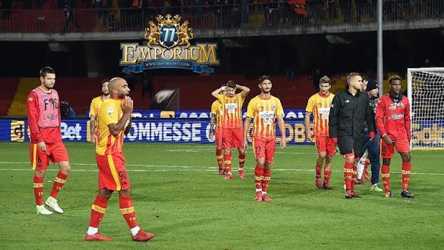 Benevento Lampaui Rekor Buruk Manchester United, Dengan Mengalami?