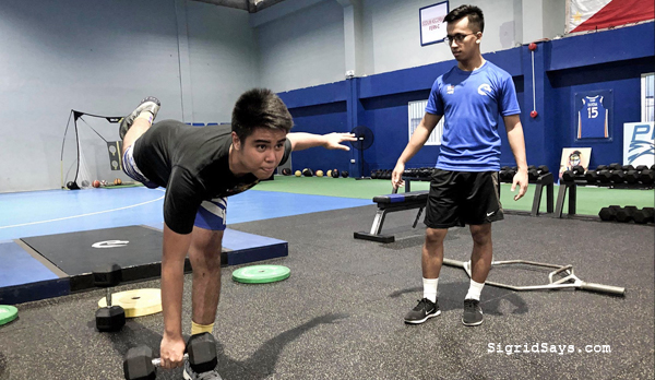 strength training - fitness coach - Phenom Elite Training Academy - Bacolod gym - Bacolod sports facility - Bacolod City - Bacolod blogger - scientific athletic training - scientific performance training - Coach Justin Aquino