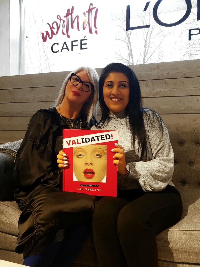 Berlinale 2019 - L´Oréal Paris Worth It Café & Makeup Master Class mit Val Garland 5