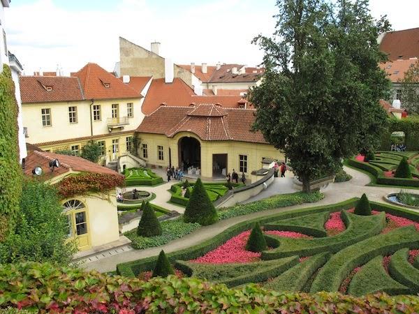 Jardín Vrtba (Praga, República Checa)