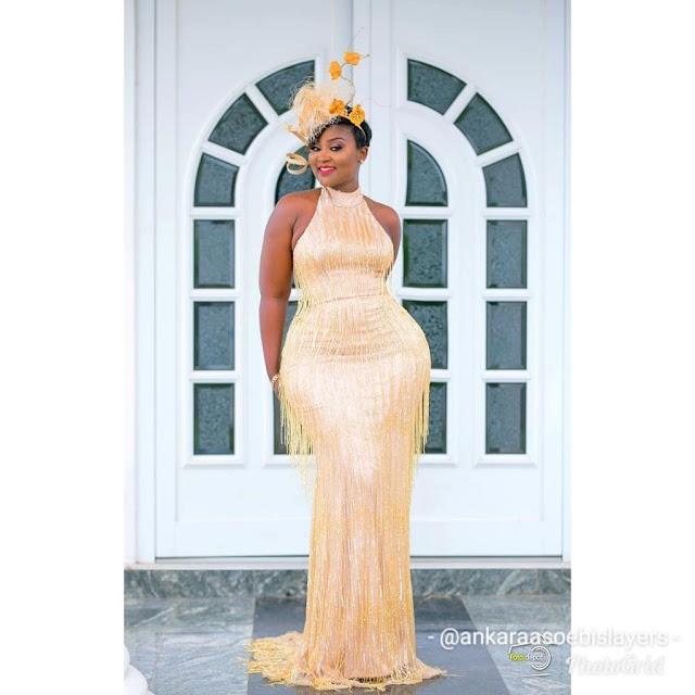 2019 Glamourous Asoebi Styles for Wedding