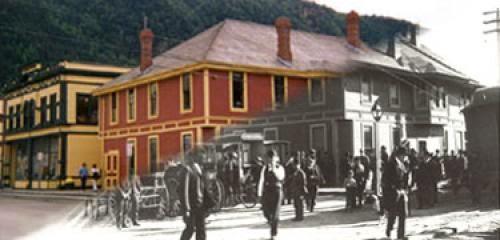 Klondike hoy y hace 100 años