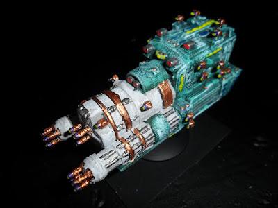 Refdeiof Nurl-Kaylo Class Dreadnought