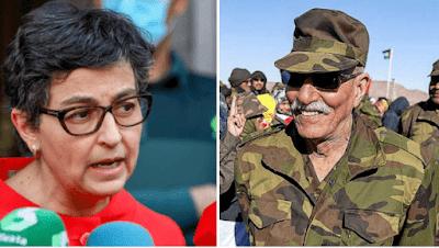 قاضي التحقيقي في اسبانيا يستدعي وزيرة الخارجية السابقة بشأن دخول غالي بهوية مزورة