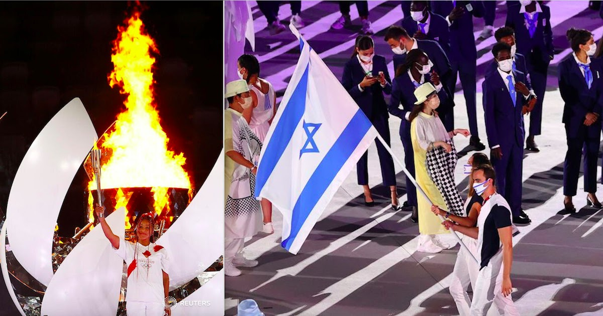 Israeli Athletes Killed At 1972 Munich Games Are Remembered At The Opening Ceremony Of The Tokyo Olympics