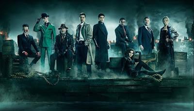 """Primera imagen promocional de la quinta temporada de """"Gotham""""."""