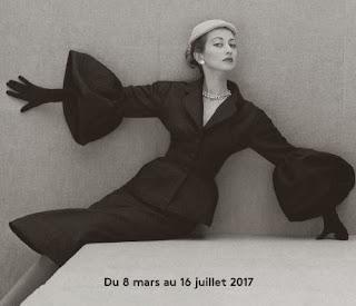 Balenciaga, l'oeuvre  au noir au Musée Bourdelle