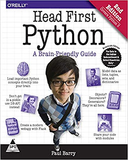 Head First Python: A Brain Friendly Guide - 2nd edition pdf free download