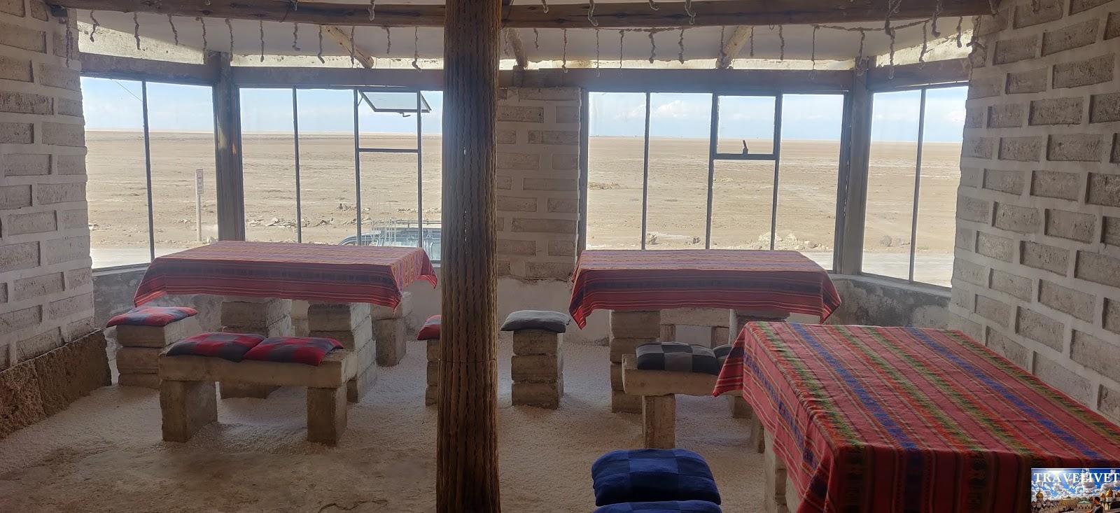 Bolivie Bolivia Hotel de sel