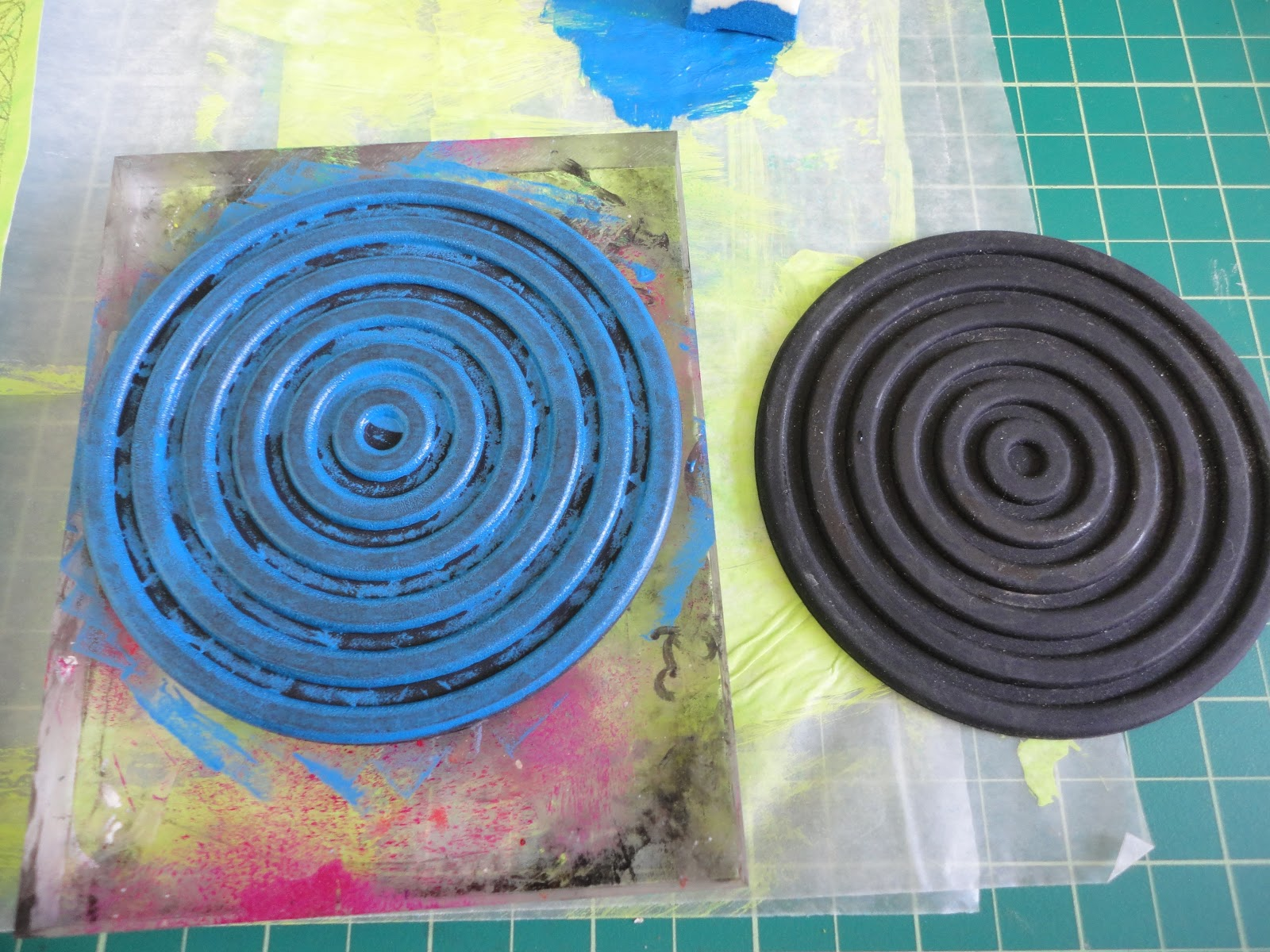Target Rubber Stamps For Fabric