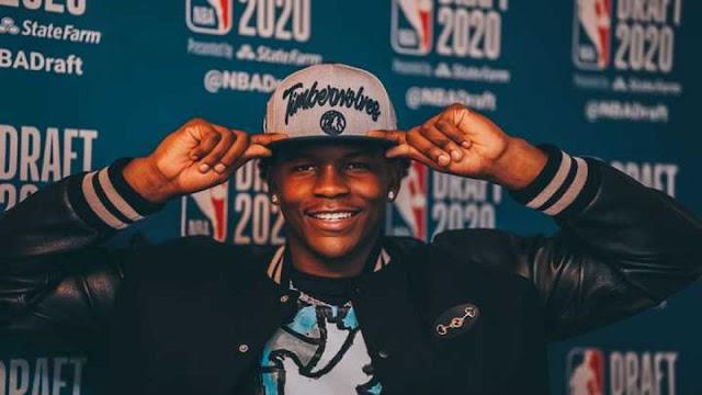 NBA Draft 2020 - Sin sorpresas, Anthony Edwards a Minnesota y James Wiseman para Warriors