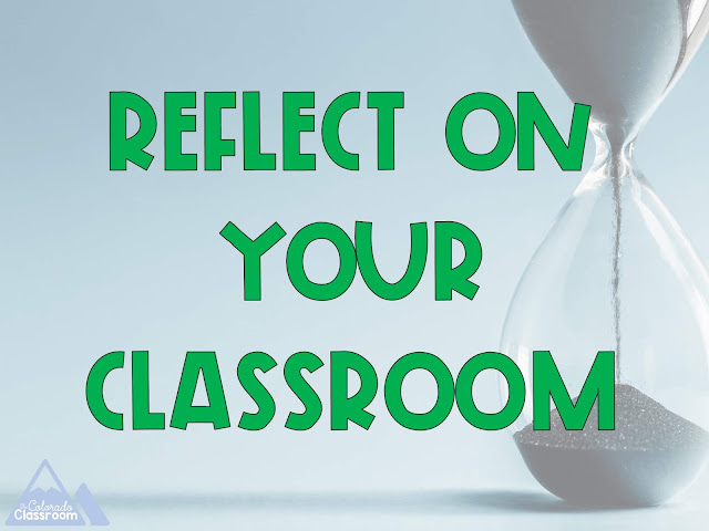 Reflect on your Classroom