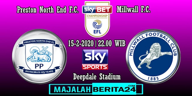 Prediksi Preston North End vs Millwall
