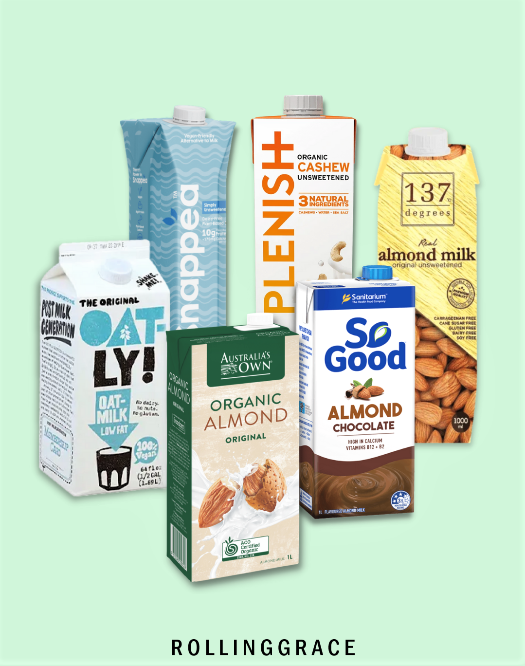 Best Plant-Based Milk in Malaysia