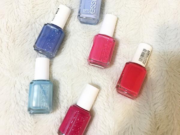 Manicure Monday: My Favorite Summer Colors