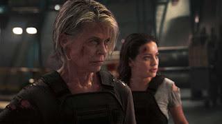 Terminator: Destino Oscuro Sarah Connor