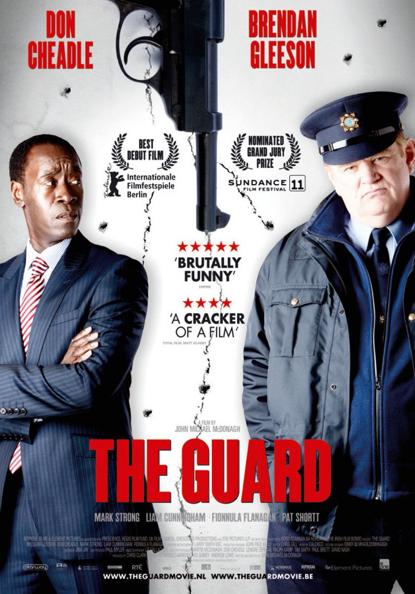 Nonton Film The Guard (2011)
