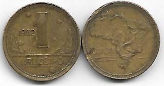 1 Cruzeiro, 1952