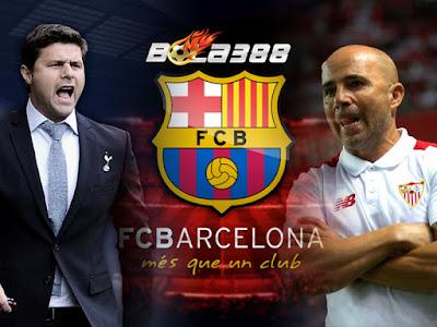 Situs Agen Bola SBOBET Terbaik - Barcelona Siapkan Nama Pochettino dan Sampaoli Sebagai Pengganti Luis Enrique
