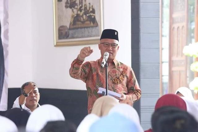 Anggota DPR RI Mukhlis Basri Apresiasi Perintah Tegas Kapolda Lampung Ciptakan Keamanan