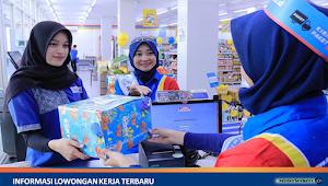 Lowongan Kerja SMA/SMK/D3/S1 PT. Indomarco Prismatama (Career Indomaret Group - Ritel Company)
