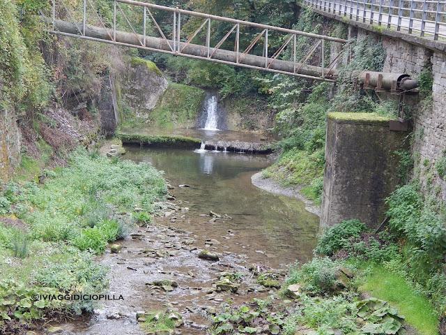 Marradi e i suoi corsi d'acqua