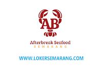 Loker SPG Weekend di Afterbreak Seafood Semarang