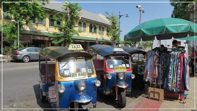 O que fazer em 4 dias na Tailândia